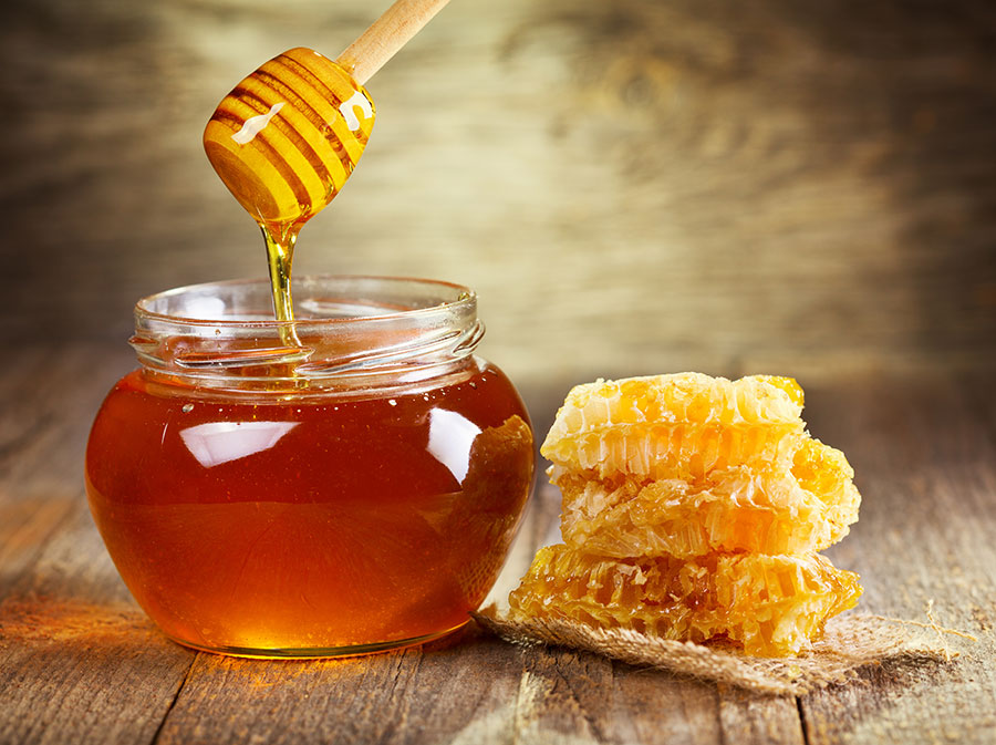 honey export